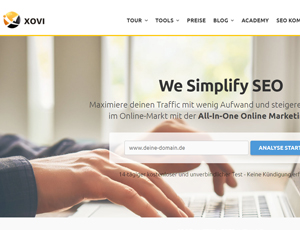 Xovi SEO Software