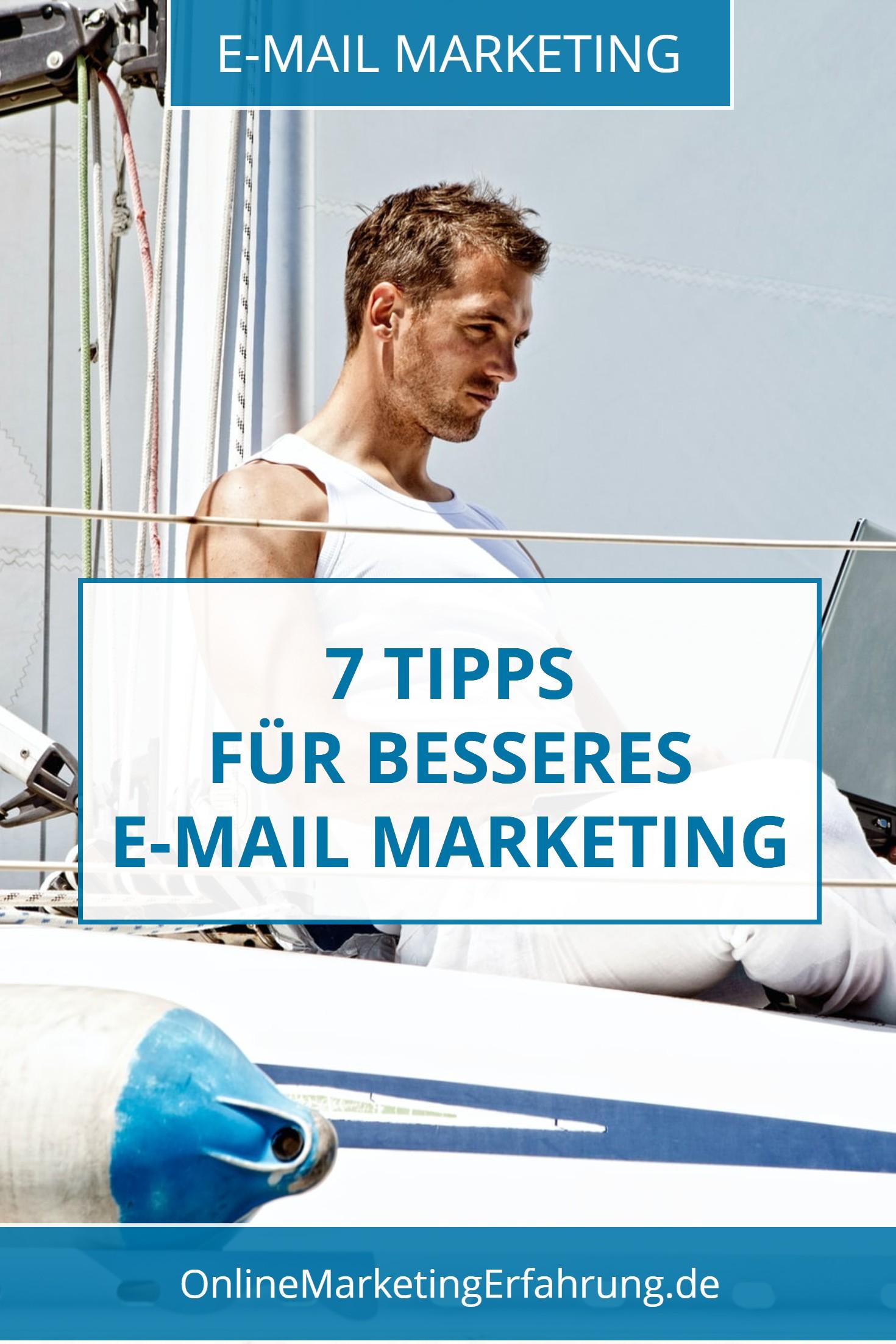 besseres E-Mail Marketing