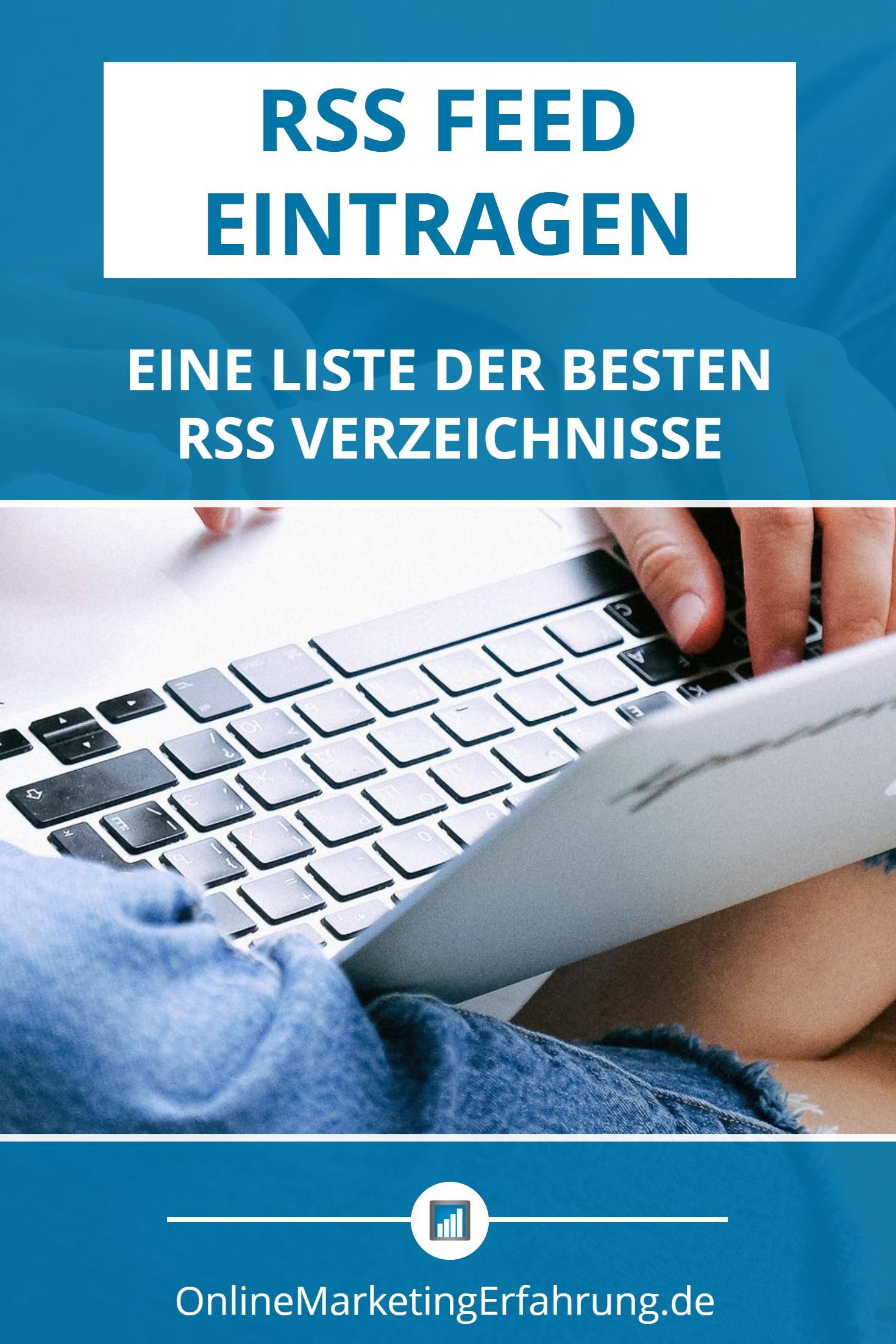 Deutsche RSS Verzeichnisse Liste