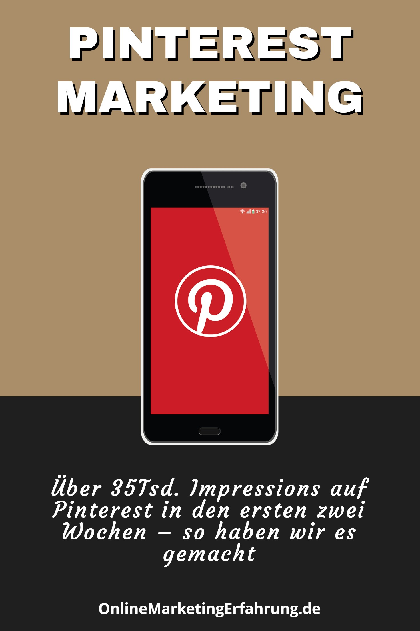 Pinterest Paid Ads Merken Platz 2