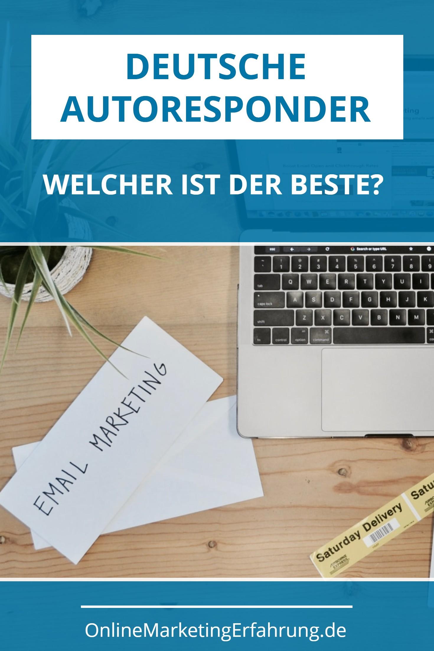 deutsche Autoresponder Vergleich