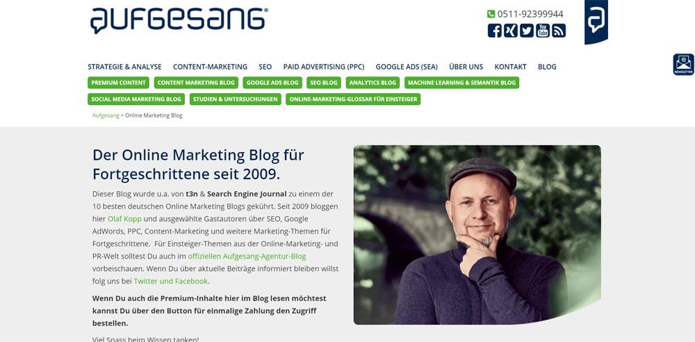 SEM Deutschland Blog