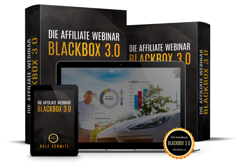 Affiliate Webinar Blackbox 3.0 Erfahrungen