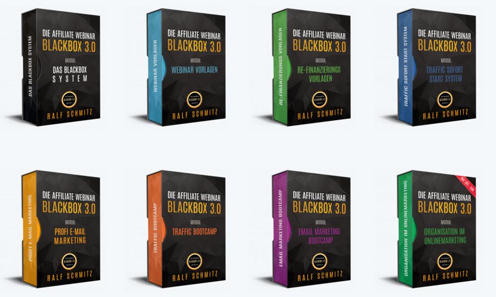 produkte und bonus webinar blackbox